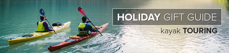 NRS Holiday Gift Guide: Gifts for Kayak Touring