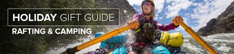 NRS Holiday Gift Guide: Gifts for Rafting