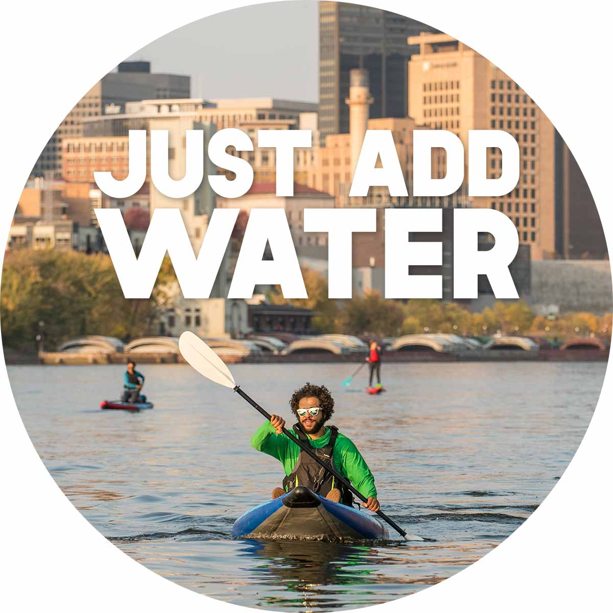 Just Add Water Project