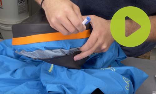 How to Repair Drysuit Gaskets